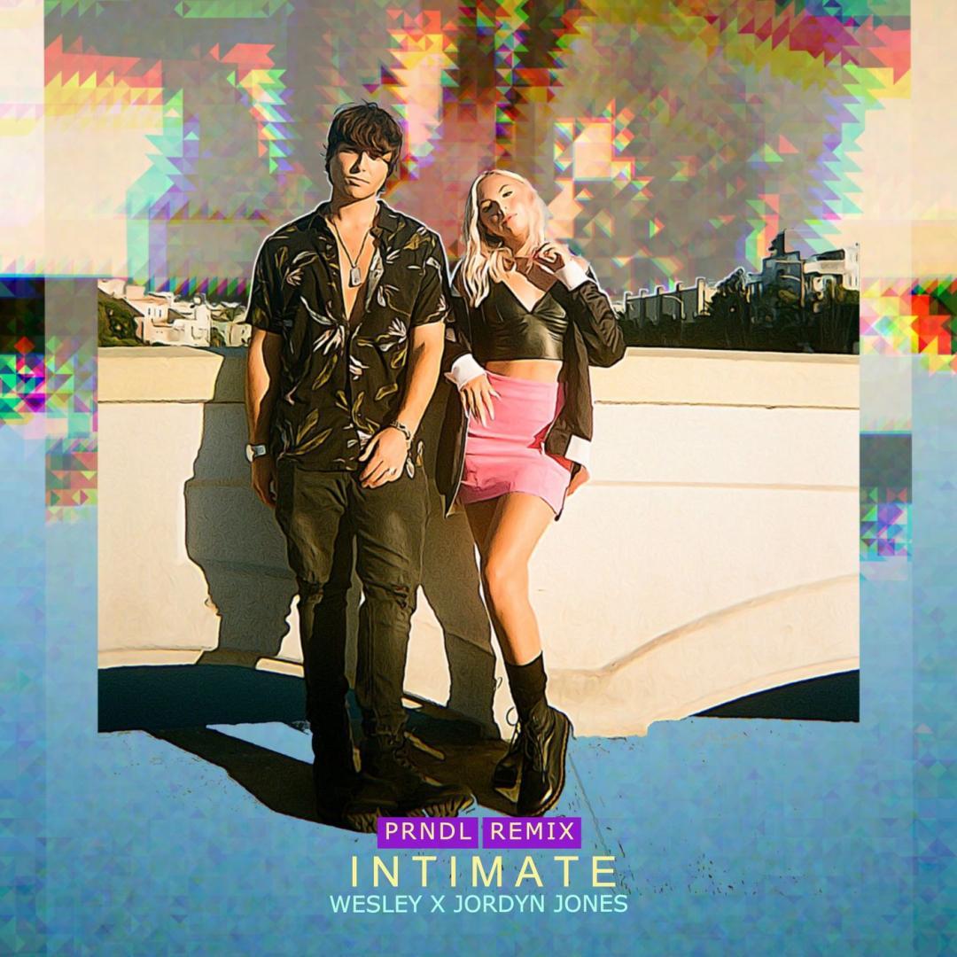 INTIMATE feat. Wesley (PRNDL Remix) -                     Luxe radio
