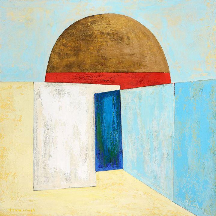 Mohammed Hamidi, un des précurseurs de l'art moderne au Maroc - Art Contemporain -                     Luxe radio