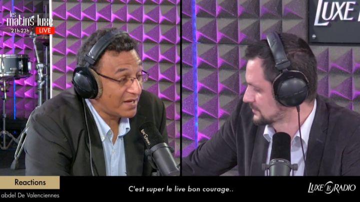 Murtada Calamy: «le biopouvoir est un outil de la souveraineté». Rachid Achachi: «il n'existe pas de biopouvoir» - Les Débats -                     Luxe radio