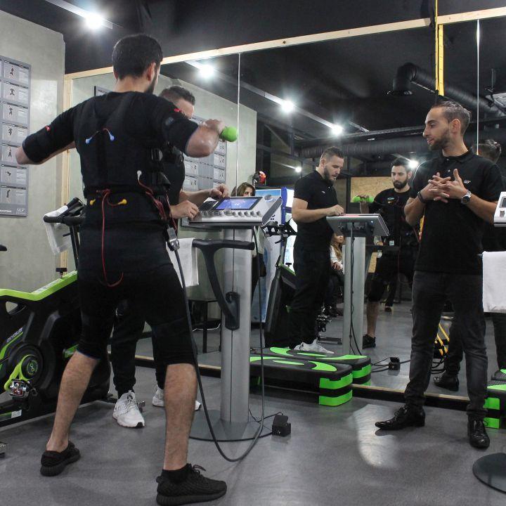 Body Factory : 4 heures de sport … en 20 minutes ! - Le Journal du Luxe -                     Luxe radio