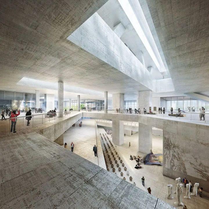 Le M+ museum, le signature d'Herzog & de Meuron à Hong Kong - Architecture -                     Luxe radio