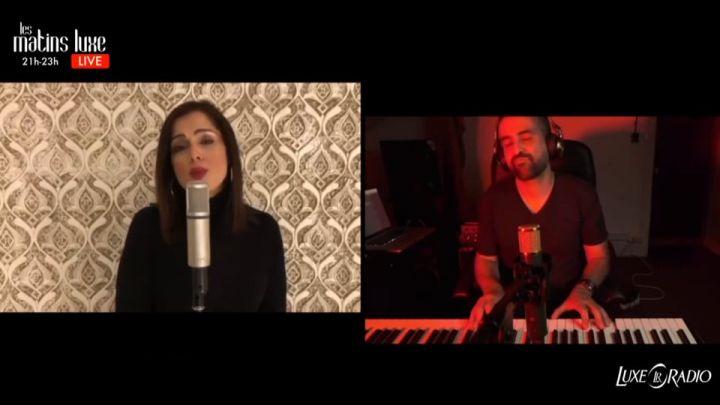 """""""Ce single est ma manière à moi de remercier le personnel soignant de manière symbolique"""" (Sofia Mestari) - Les Invités des Matins Luxe -                     Luxe radio"""