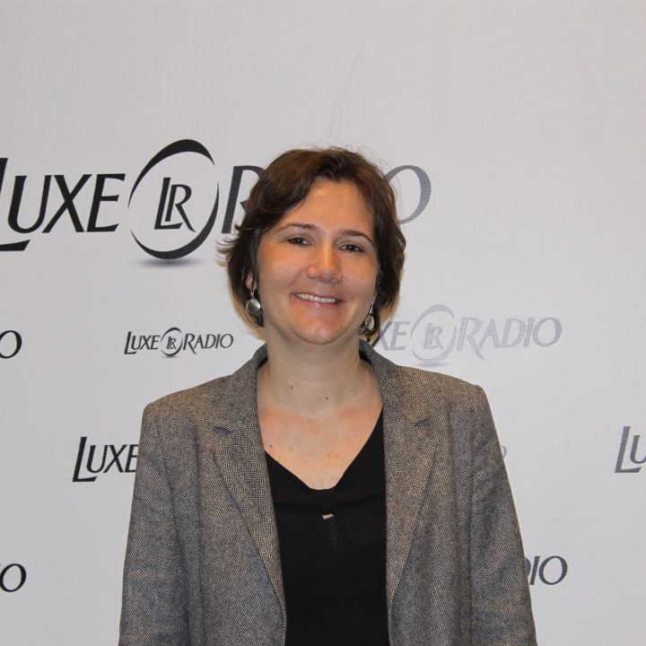 Anne Sophie Colly,  directrice générale de l'agence des mots - Les Invités des Matins Luxe -                     Luxe radio