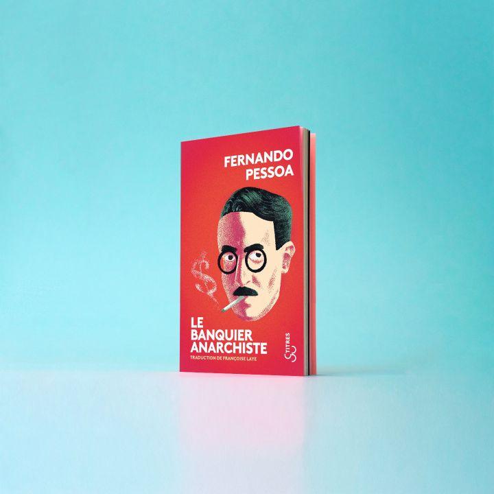 Le Banquier Anarchiste de Fernando Pessoa - Entre Les Lignes -                     Luxe radio