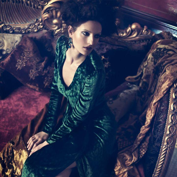 Le vert : quand la mode se met au vert ! - Mode -                     Luxe radio