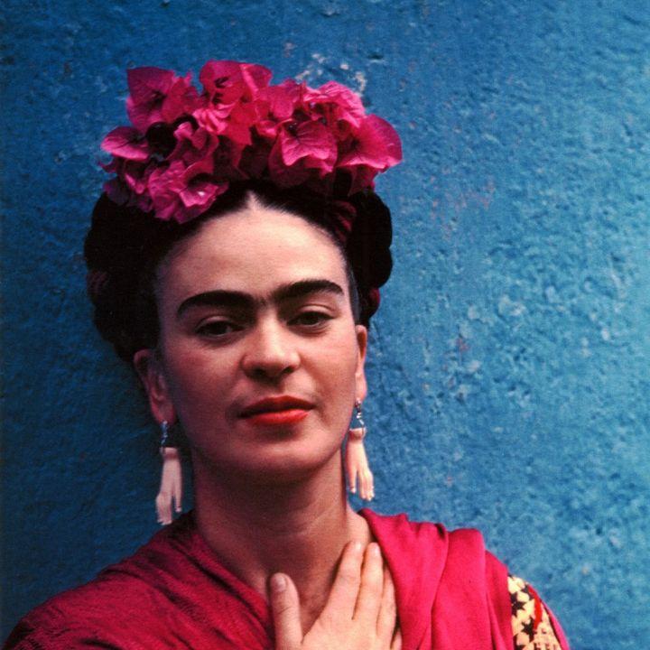 La légende mexicaine, Frida Kahlo en quelques mots... - Art Contemporain -                     Luxe radio
