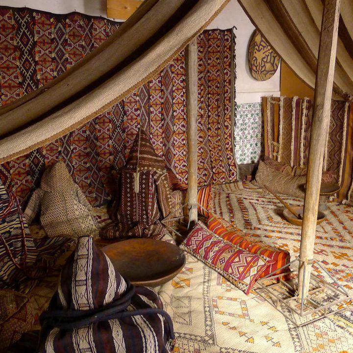 Bert Flint, un collectionneur spécialiste de la culture marocaine ! - Art Contemporain -                     Luxe radio