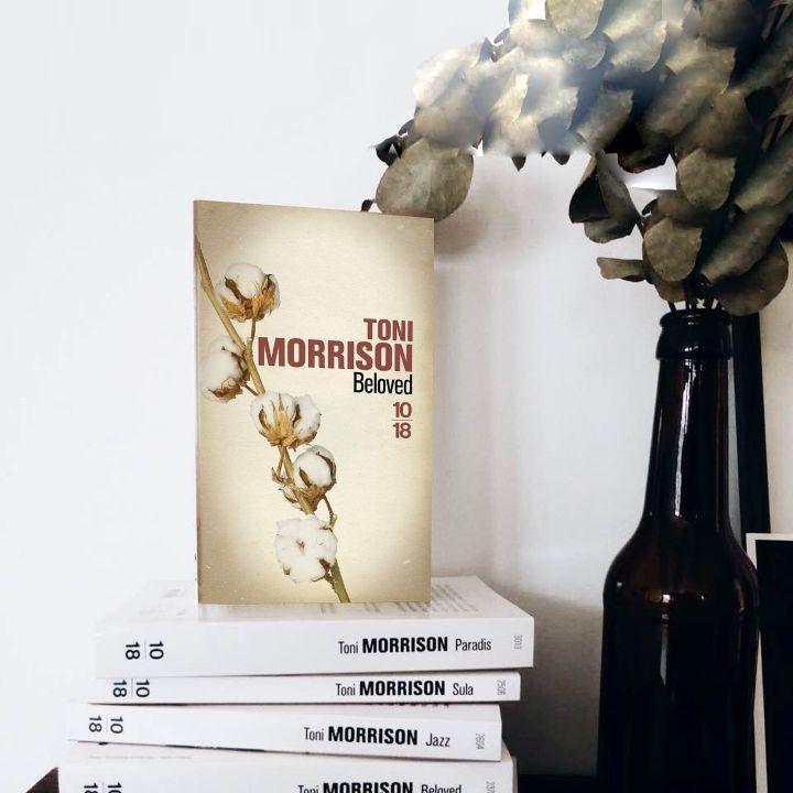 Beloved de Toni Morrison - Entre Les Lignes -                     Luxe radio