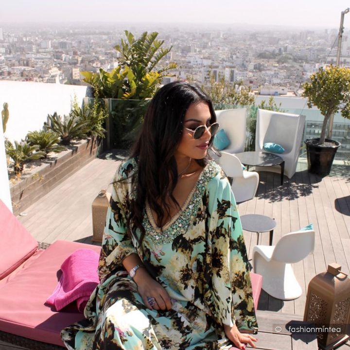La Gandoura séduit la mode - Mode -                     Luxe radio