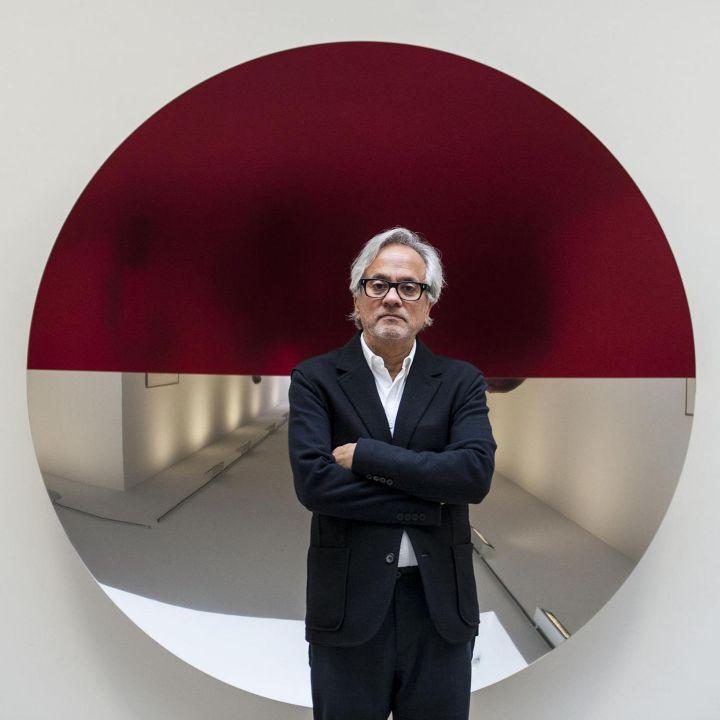 Anish Kapoor, l'un des plus grands sculpteurs vivants ! - Art Contemporain -                     Luxe radio