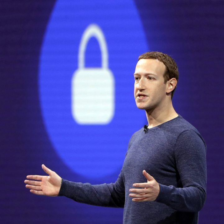 Zuckerberg : 4 idées pour mieux contrôler le monde ! - Avec Ou Sans Parure -                     Luxe radio