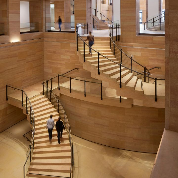 Le Philadelphia Museum of Art, version Gehry - Architecture -                     Luxe radio